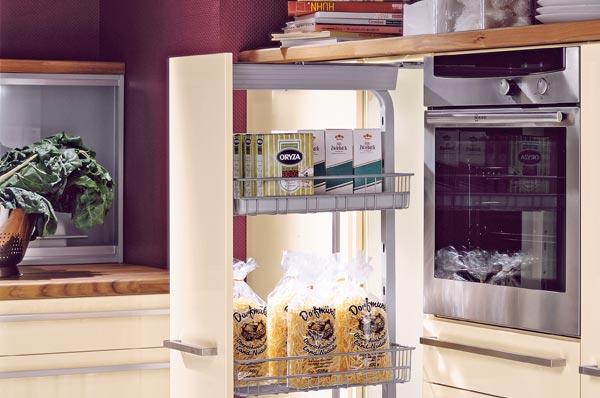 Die optimale Küchenausstattung geplant von OMT Küchen